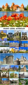 Ancient castles, architecture