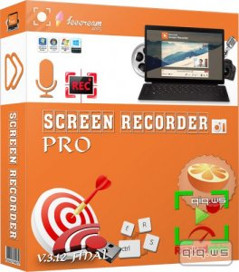 Icecream Screen Recorder PRO 3.12 [new crack] + Portable (ML/RUS)