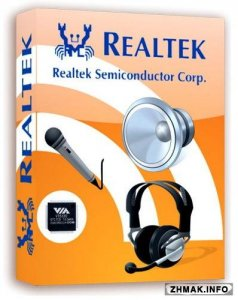 Realtek High Definition Audio Drivers 6.0.1.7735 Vista/7/8.x/10 WHQL + 5.10.0.7513 XP
