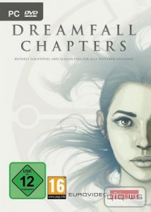 Dreamfall Chapters: The Longest Journey Books 1-4 (2014/RUS/ENG/RePack by xatab)