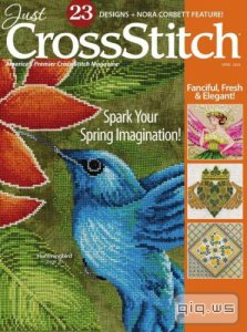 Just CrossStitch  №2 (April/2016)