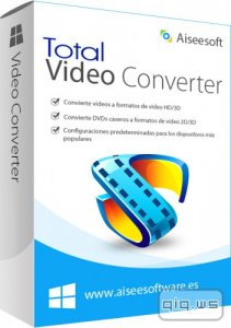 Aiseesoft Total Video Converter 9.0.10 / 4K Converter 8.0.8 RePack & Portable by TryRooM (ML/RUS)