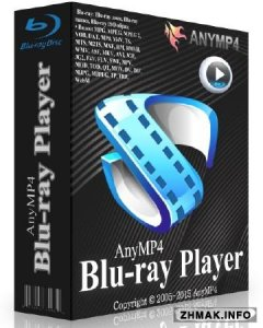 AnyMP4 Blu-ray Player 6.1.86 + Русификатор