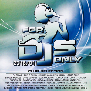 For DJs Only (2016-01)