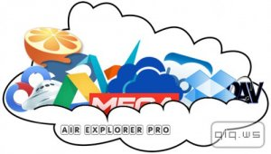 Air Explorer Pro 1.8.1 Final + Portable (ML/RUS)