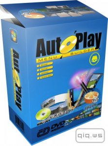 AutoPlay Menu Builder 8.0.2450 Final + Rus + Ukr + Portable