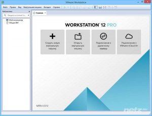 VMware Workstation 12 Pro 12.1.1 build 3770994 + Rus