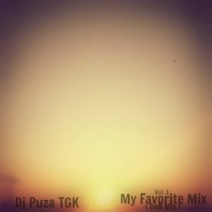 Dj Puza TGK - My Favorite Mix Vol.1 (2016)