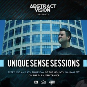 Abstract Vision - Unique Sense Sessions 016 (2016-05-09)