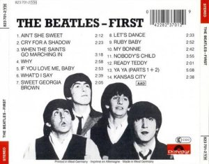 The Beatles - First (1994)