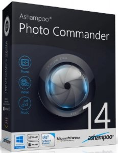 Ashampoo Photo Commander 14.0.5 Final DC 08.06.2016