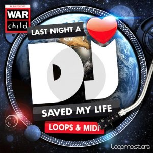 Charitable Foundation - Last Night Saved DJ (2016)