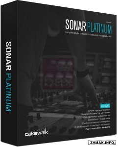 Cakewalk SONAR Platinum 22.5.0 Build 45 + Plugins + Content