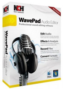WavePad Sound Editor Master's Edition 6.61 (Multi)