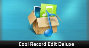 Cool Record Edit Deluxe 9.8 (Rus/Eng)