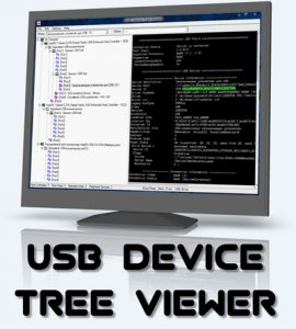 USB Device Tree Viewer 3.0.7