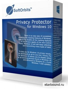 Privacy Protector for Windows 10 v2.0 (Rus/Eng)