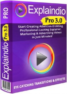 Explaindio Video Creator Pro 3.032
