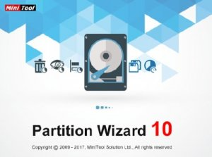 MiniTool Partition Wizard Enterprise 10.1 Rus