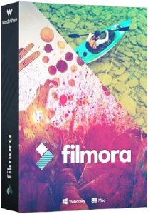 Wondershare Filmora 8.1.0.15 + Effect Packs