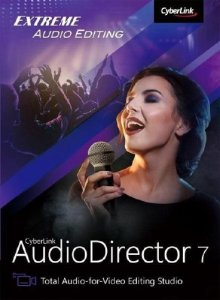 CyberLink AudioDirector Ultra 7.0.7320 (x64) RePack by PooShock