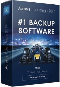 Acronis True Image 2017 20 Build 8041 RePack by KpoJIuK