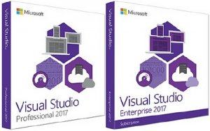Microsoft Visual Studio 2017 Enterprise / Professional / Community 15.1.26403.3