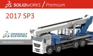 SolidWorks Premium Edition 2017 SP3