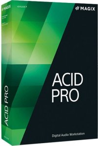 MAGIX ACID Pro 7.0 Build 746 + Rus