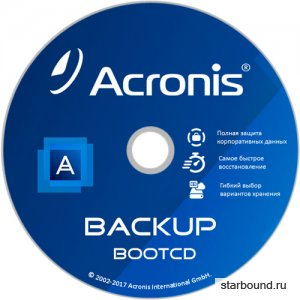 Acronis Backup 12.5.7048 BootCD