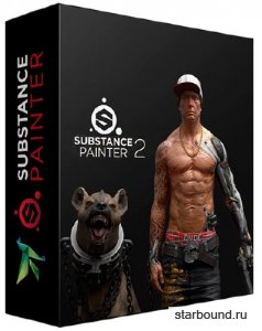 Allegorithmic Substance Painter 2.6.1 RePack