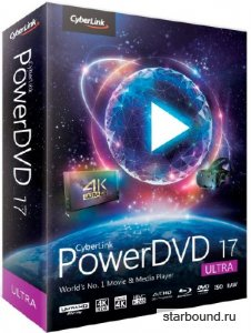 CyberLink PowerDVD Ultra 17.0.1806