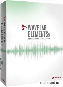 Steinberg WaveLab Elements 9.1.0 Build 684