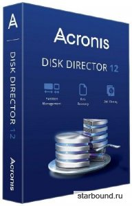 Acronis Disk Director 12 Build 12.0.3297 RePack by KpoJIuK