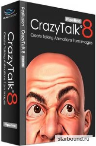 Reallusion CrazyTalk Pipeline 8.12.3124.1 + Rus + Resource Pack