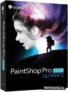 Corel PaintShop Pro 2018 20.0.0.132 Ultimate RePack by PooShock