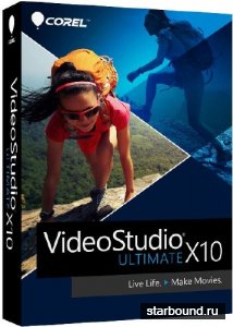 Corel VideoStudio Ultimate X10 20.5.0.60 + Rus