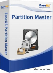 EASEUS Partition Master 12.5 Technician Edition + Rus