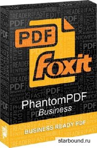 Foxit PhantomPDF Business 8.3.2.25013