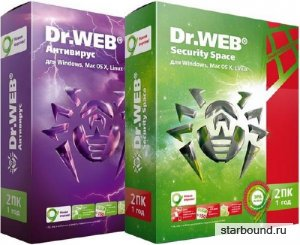 Dr.Web Security Space & Anti-Virus 11.0.5.9060 Final
