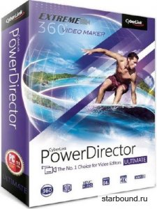 CyberLink PowerDirector Ultimate 16.0.2101.0 + Rus