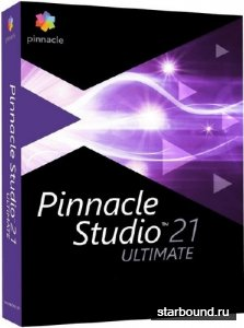 Pinnacle Studio Ultimate 21.1.0.132 + Content Pack