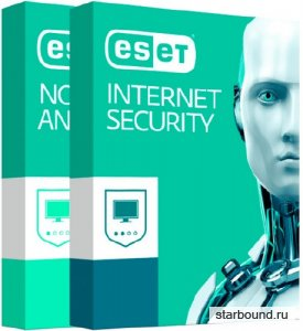 ESET NOD32 Antivirus / ESET NOD32 Smart Security 10.1.219.1 RePack by KpoJIuK (18.10.2017)