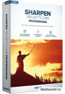 Franzis SHARPEN Projects Professional 2.23.02756 + Rus