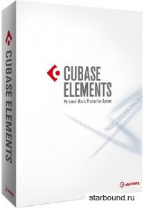 Steinberg Cubase Elements 9.0.30 build 266 (x64)