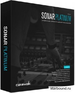 Cakewalk SONAR Platinum 23.10.0 Build 14 + Plugins + Content
