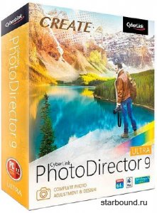 CyberLink PhotoDirector Ultra 9.0.2218.0 + Rus