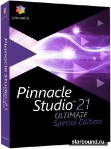 Pinnacle Studio Ultimate 21.1.0.132 Special Edition