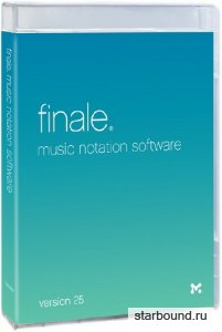 MakeMusic Finale 25.5.0.290 + Rus