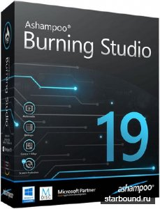 Ashampoo Burning Studio 19.0.0.25 Final + Portable
